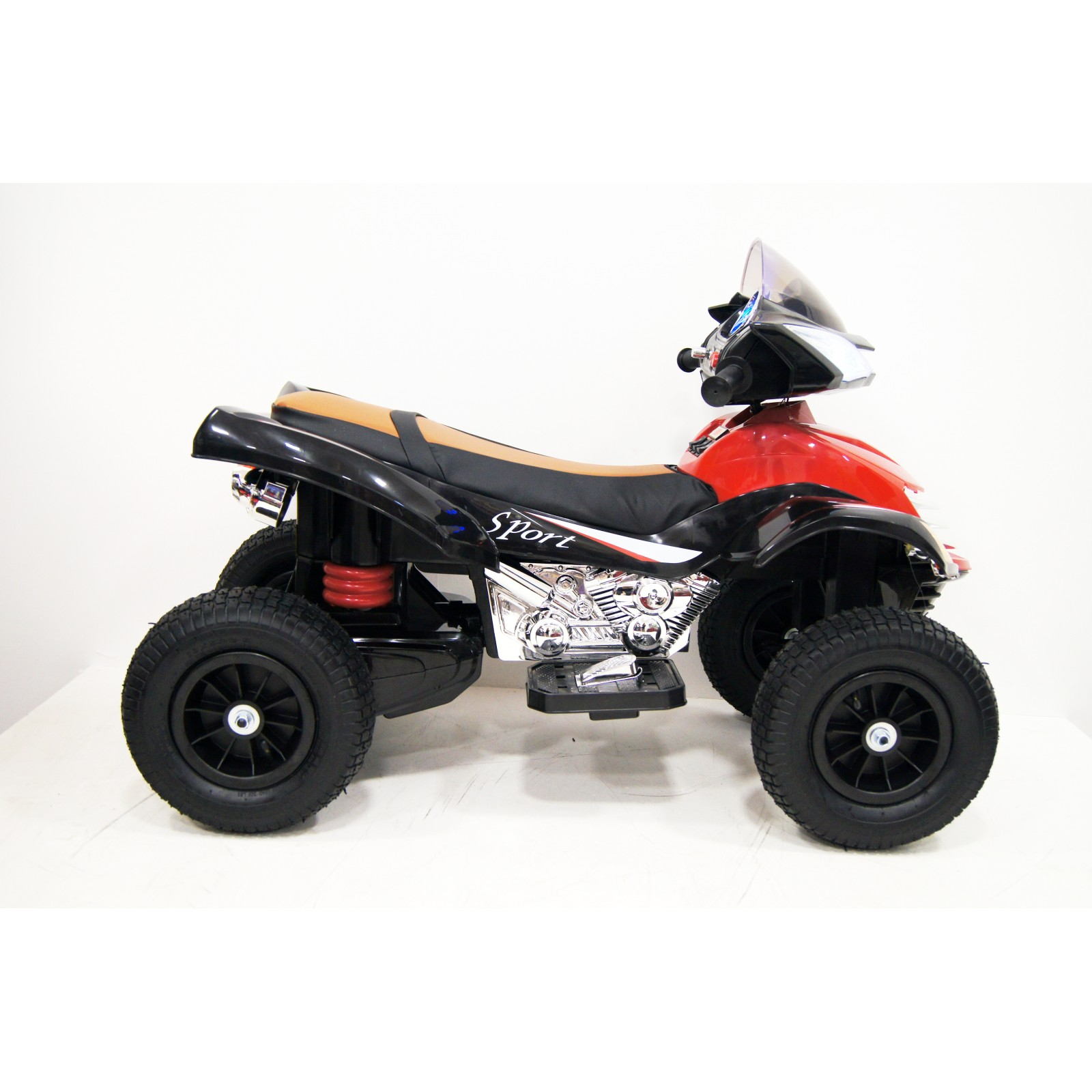 Электроквадроцикл Е005КХ-A (надувные колеса)