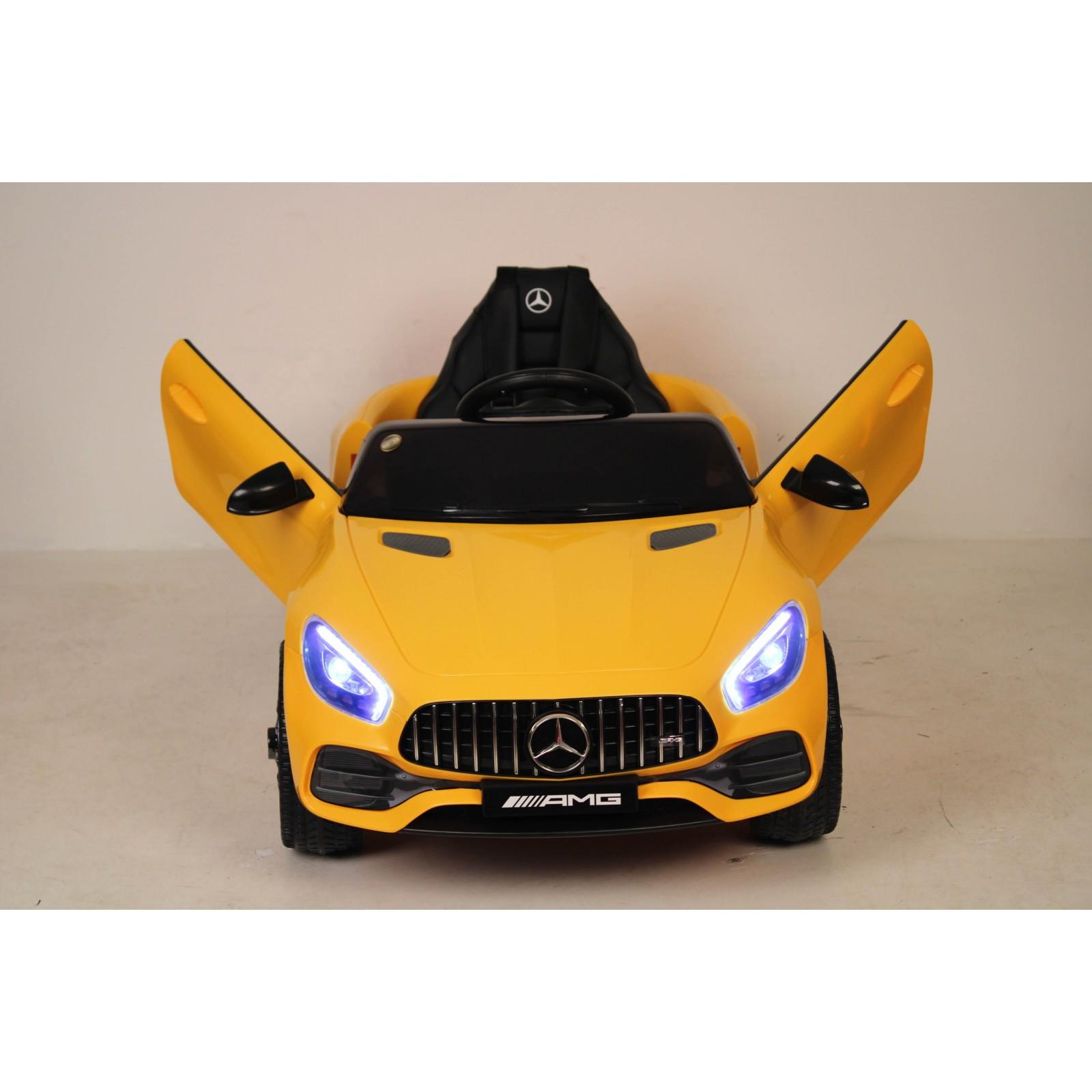 Детский электромобиль Mercedes-Benz AMG GT