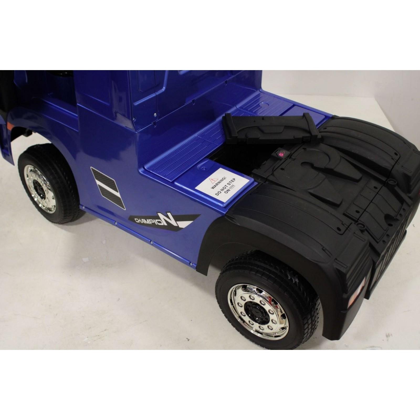 Детский электромобиль Mercedes-Benz ACTROS