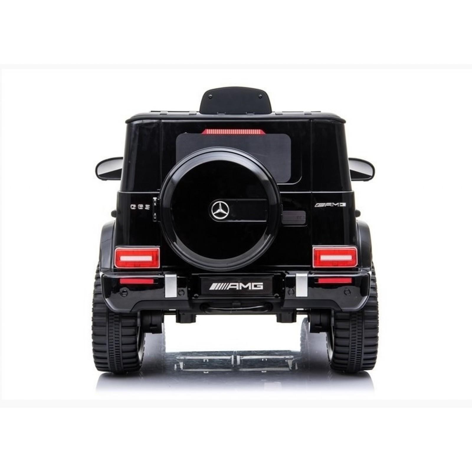 Детский электромобиль Mercedes-Benz G63 AMG (BBH-0002)