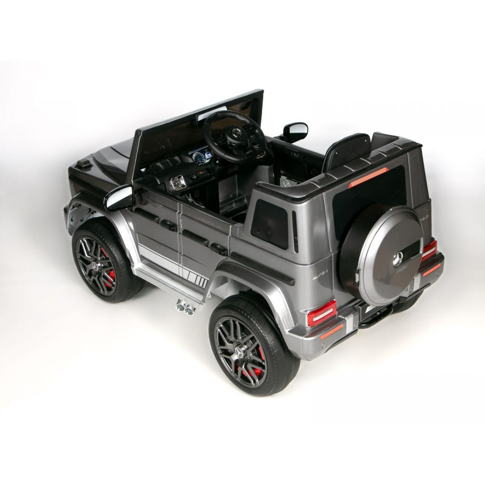 Детский электромобиль Mercedes-Benz G63 AMG (BBH-0003)