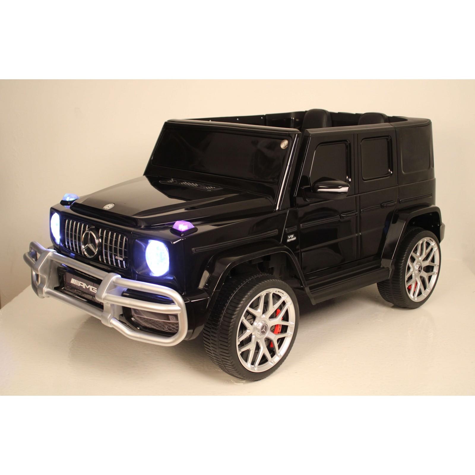 Детский электромобиль Mercedes-Benz G63 (s307)