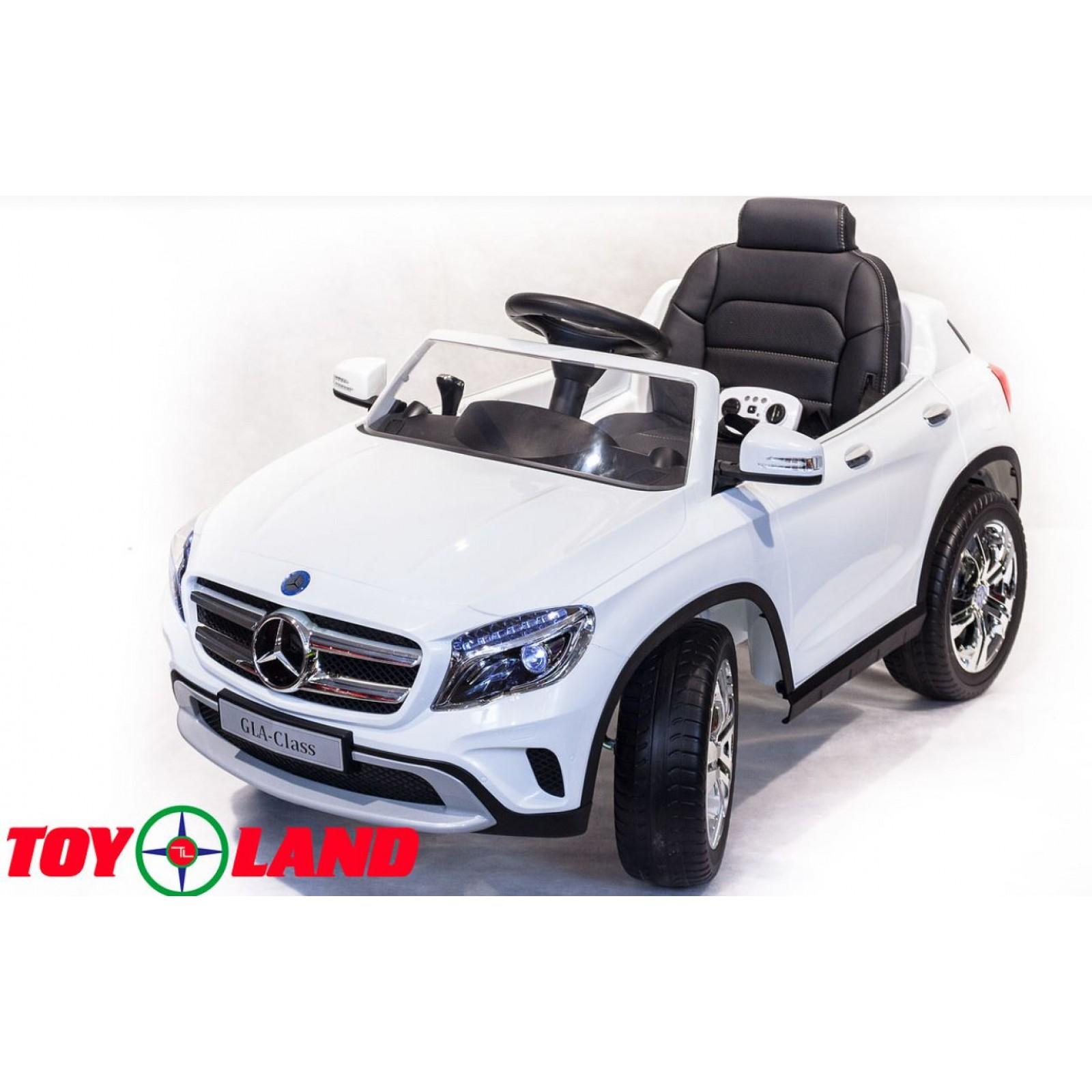 Детский электромобиль Mercedes-Benz GLA