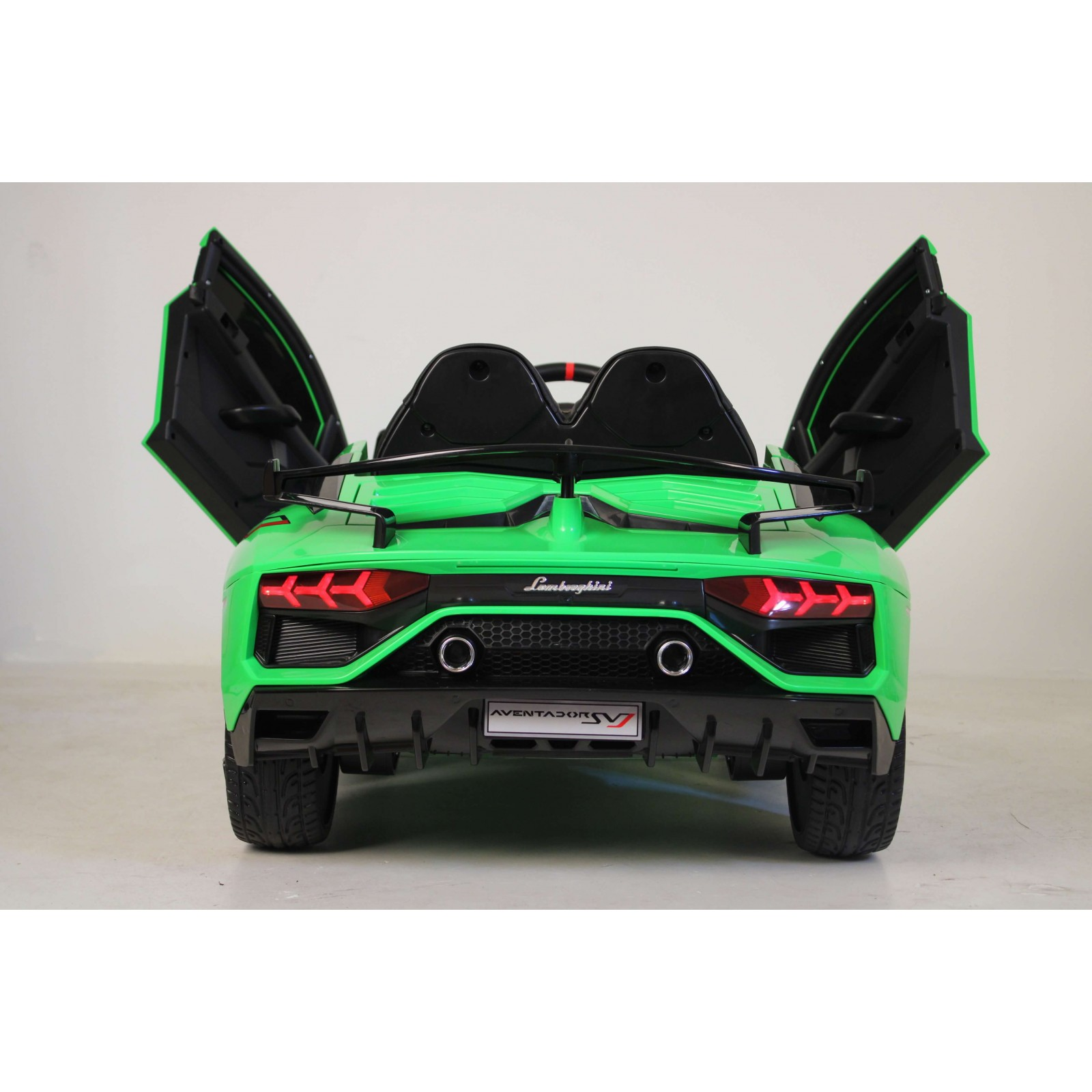 Детский электромобиль Lamborghini Avendator SVJ