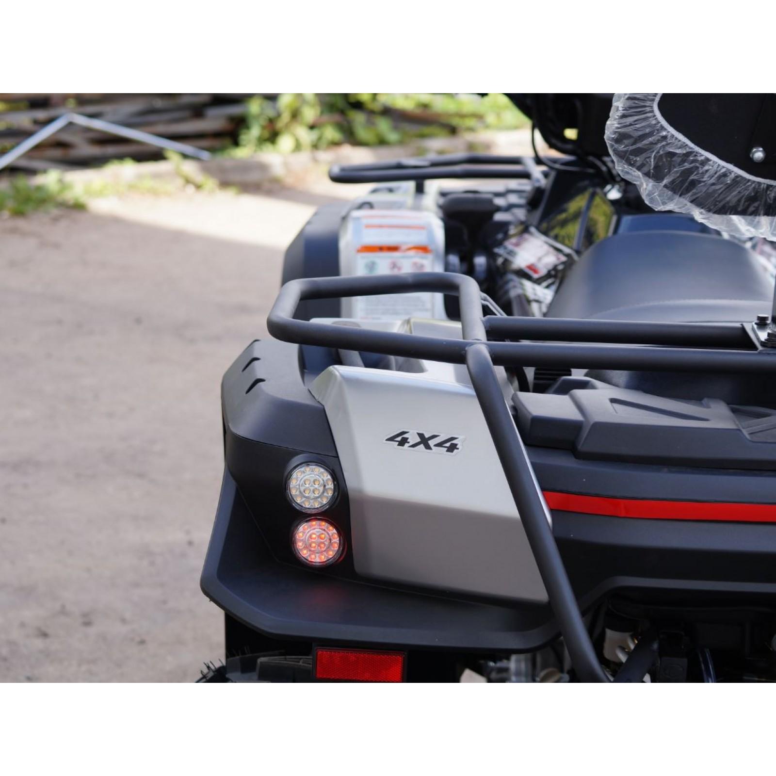 Квадроцикл Linhai Yamaha M550L 4х4