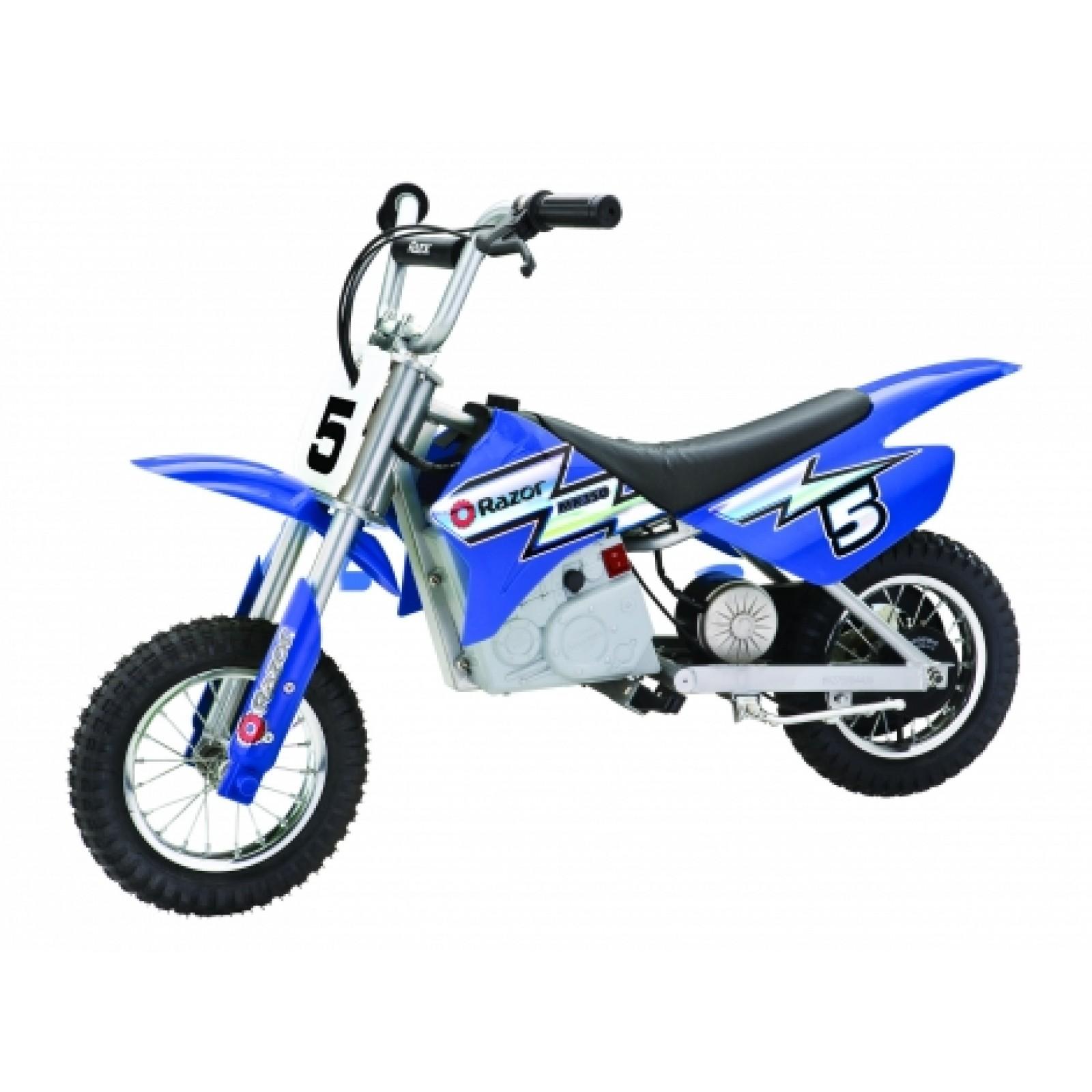 Электробайк MX350