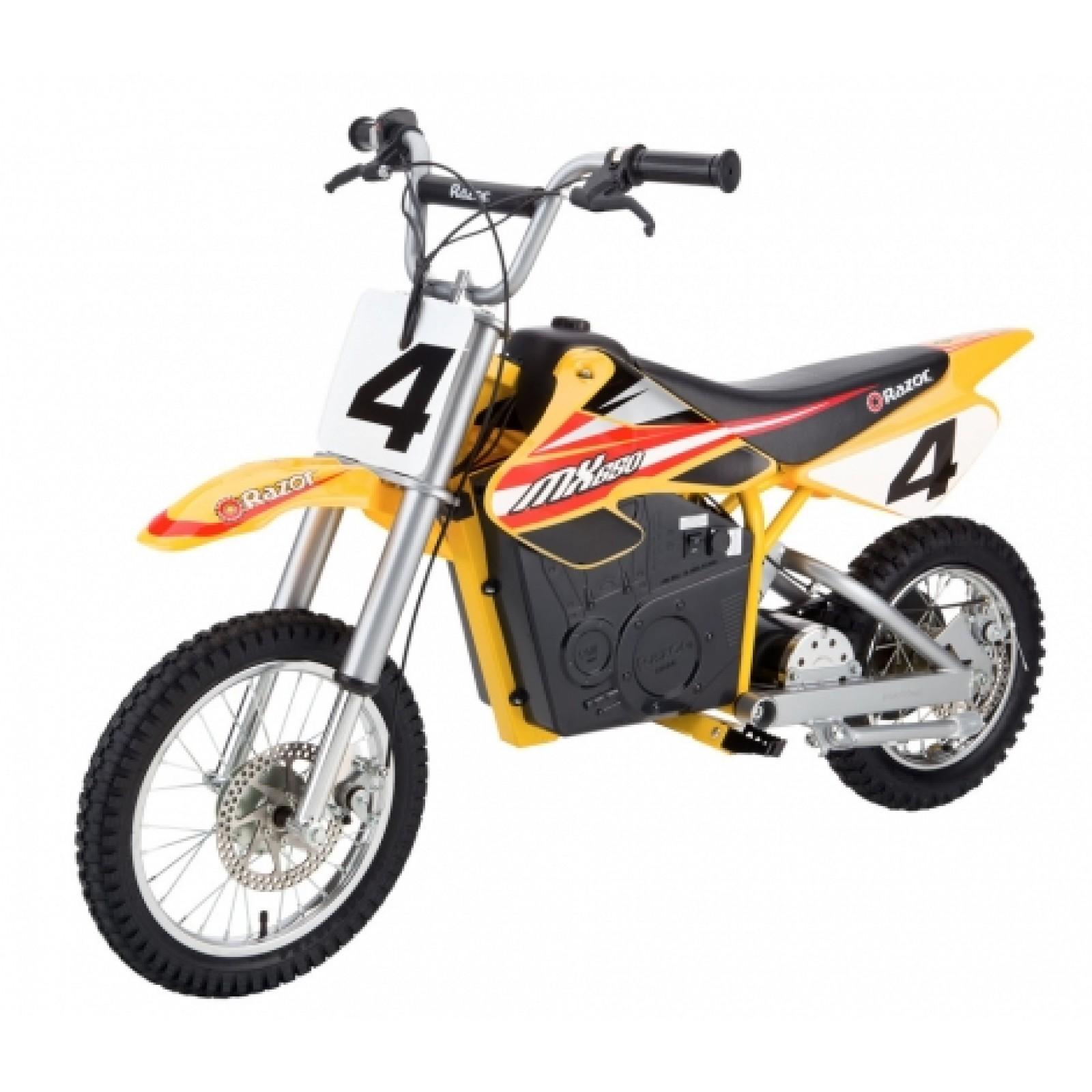 Электробайк MX650