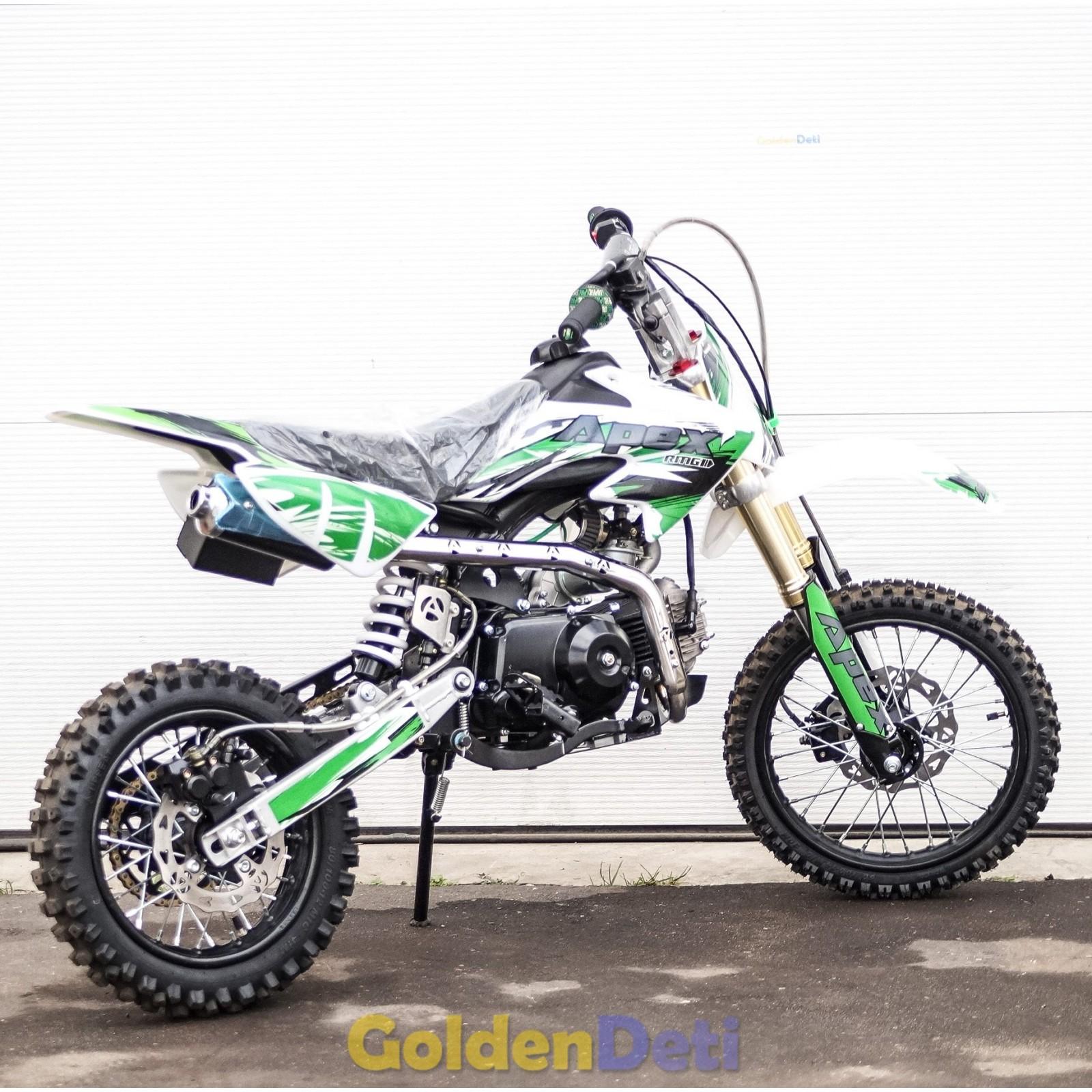 Детский кроссовый мотоцикл APEX 10