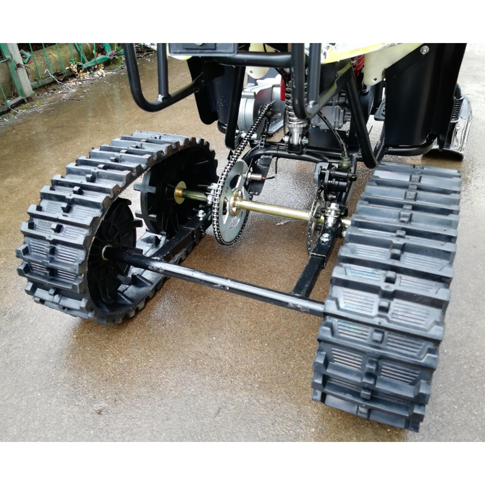 Снегоход-квадроцикл SHERHAN 300G SNOW (50cc)