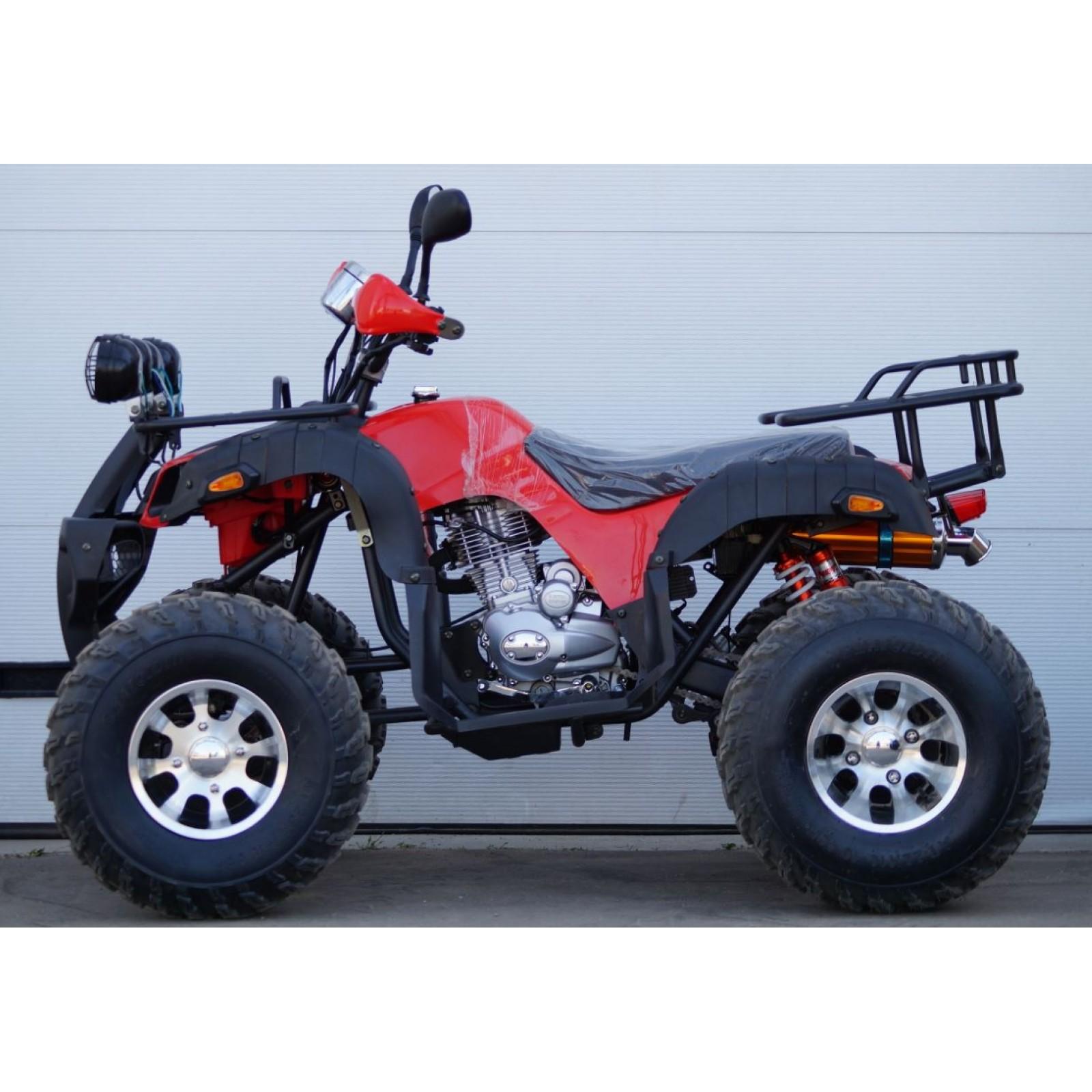 Квадроцикл Stalker-250 LUX