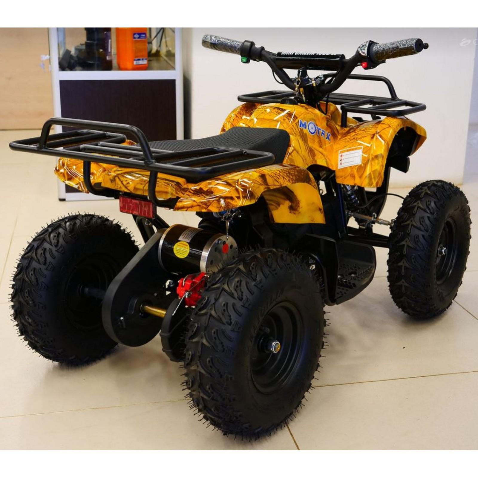 Электроквадроцикл MOTAX ATV Х-16  BIGWHEEL